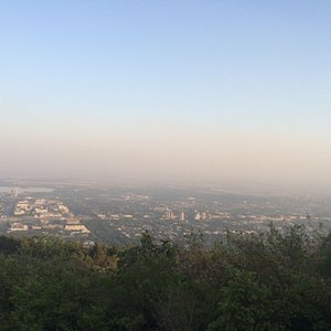 Trail 3 should be # 1 on list at trip advisor of you want to see the real Islamabad !!!