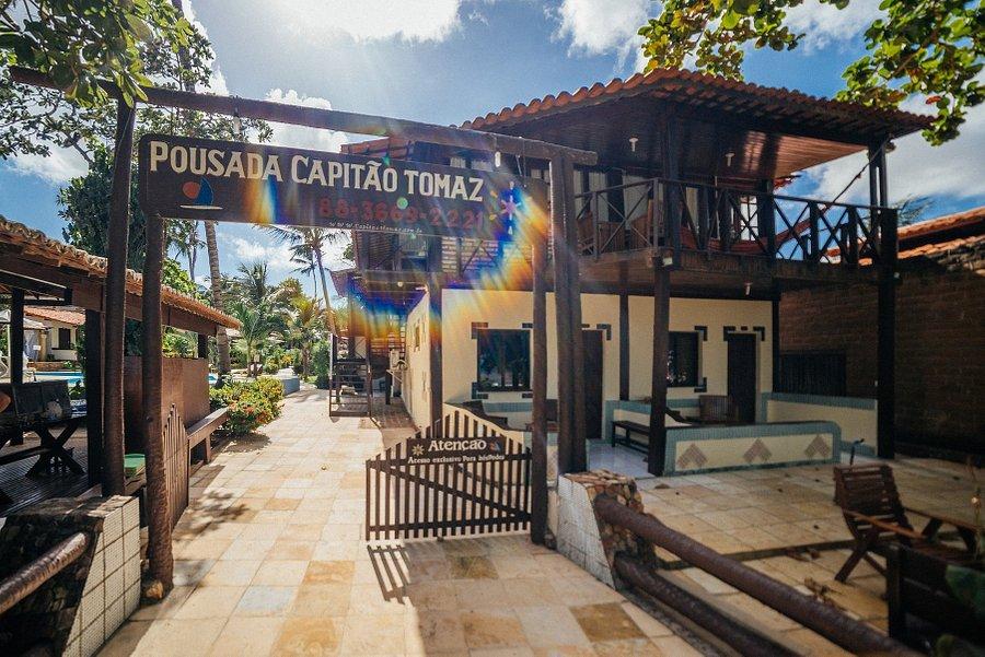 POUSADA CAPITÃO THOMAZ (JERICOACOARA): 743 fotos, comparação de preços e  707 avaliações
