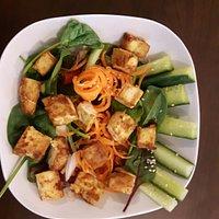 Spicy Tofu delicious