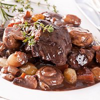 Boef Bourguignon - One of our Special Dish