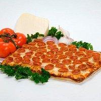 Italian Deep Dish Pizza
