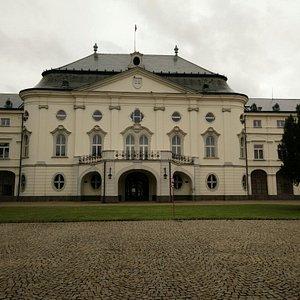 Summer Archbishop's Palace