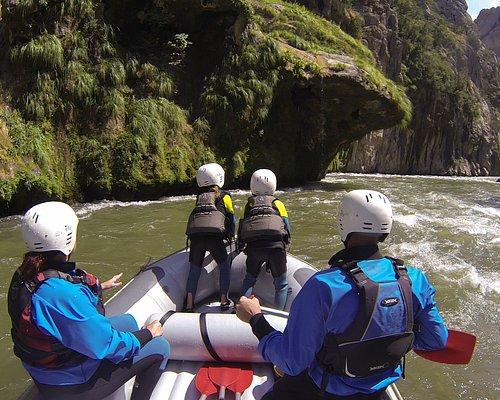 Familietocht Rafting