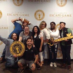 Ultimate Escape Game Dallas