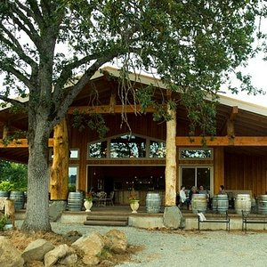 Our new tasting room.