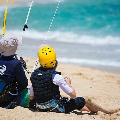 KSM - Hawaii's premier training center - Kiteboarding lessons for all skill levels