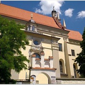 Kościół Farny Jana Chrzciciela
