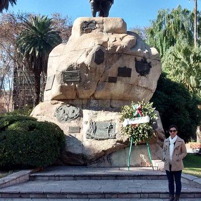 estátua san martín