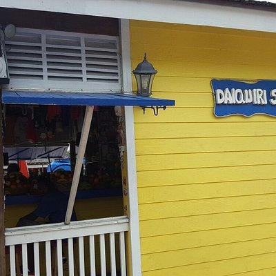 Daiquiri Shack Nassau Bahamas