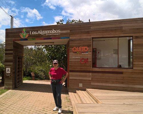 Los Algarrobos, Parque Ecológico,