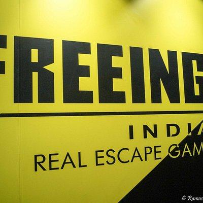 Freeing India!