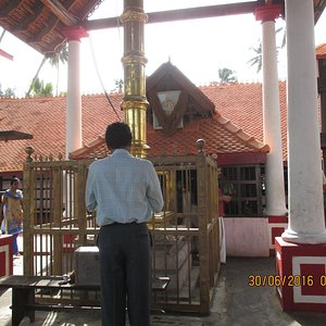 Sreevaraham Temple