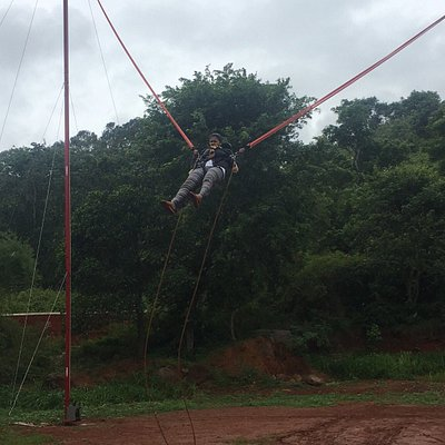 Human Sling Shot! Must try experience