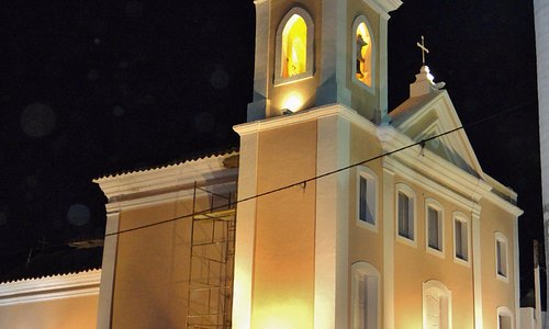 Igreja de San'Anna à noite