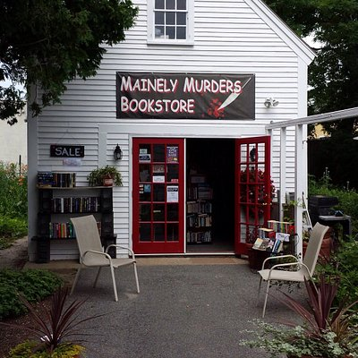 Mainly Murders Bookstore