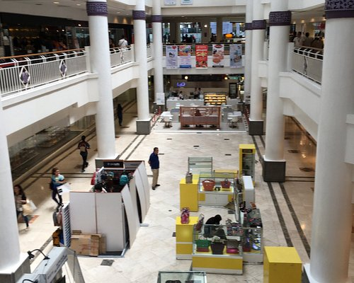 View inside Galleria