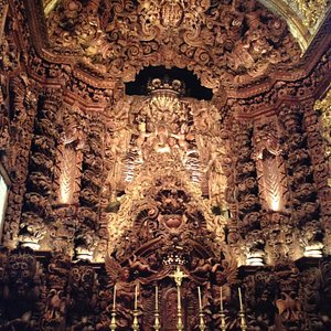 Igreja do Colégio, Núcleo de Arte Sacra (Religious Art)