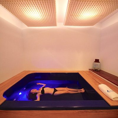 Experience complete relaxation