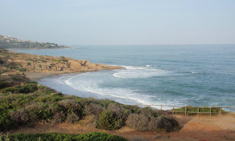 Playa en Cale Milla de Plata