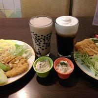 三言兩語鮮茶咖啡美食館