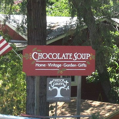 Chocolate Soup - Home, Vintage, Garden, Gifts, Mariposa, CA