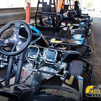 Our New Go Karts