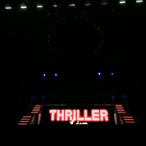 The Thriller cast came to perform live from the West End