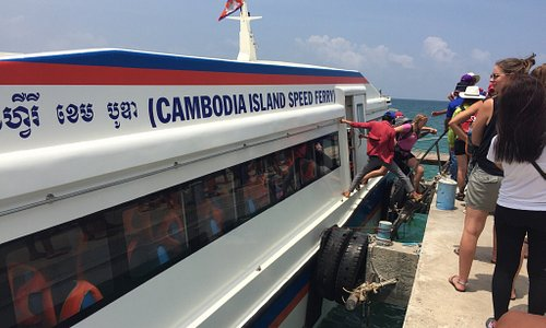 Island Speed Ferry