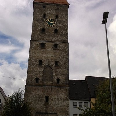 Гусиная башня