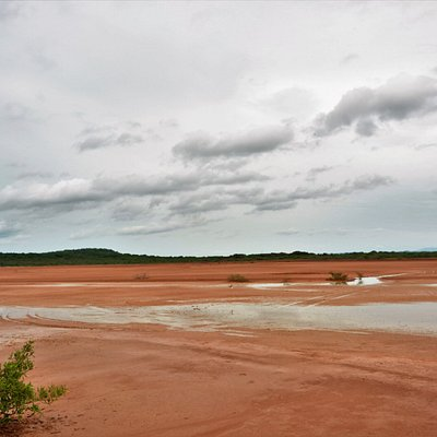 Sarigua National Park damped after heavy rain