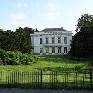 landhuis-architectuur in Zeist