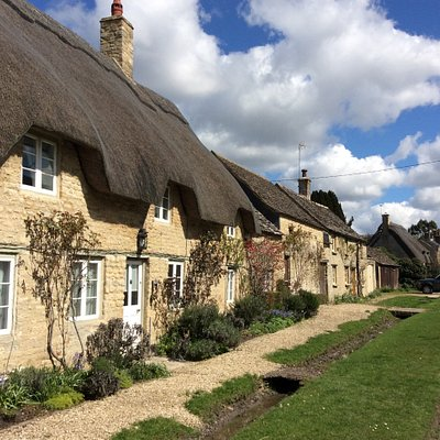 See the best of the English countryside!
