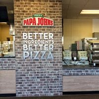 Papa Johns inside Short Stop, Wamego KS