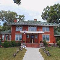 Jack Miner Home and Bird Sanctuary Kingsville Ontario
