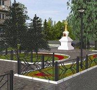 Проект Ступы Лонгсал в Ижевске