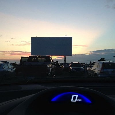 Sunset & A Movie
