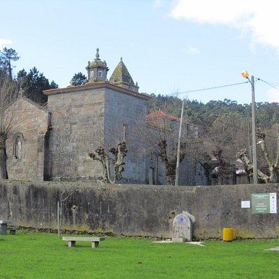 Iglesia de Santa Maria das Areas