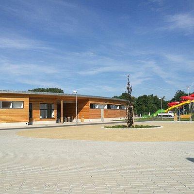 Maskova Zahrada Sportovne rekreacni areal