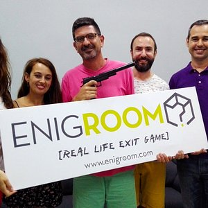 Agentes EnigROOM