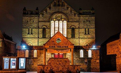 The Kirk Theatre, Hungate, Pickering, YO18 7DL. Tel: 01751 474833.