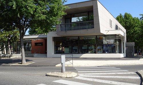 Extérieur Office de Tourisme d'Orange