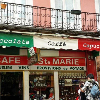 Cafe Sainte Marie