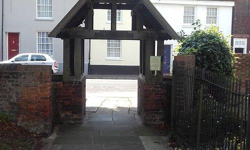 Lynch Gate