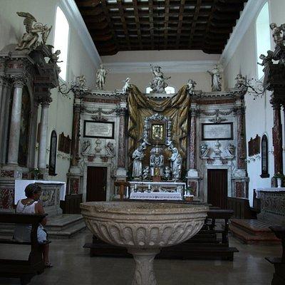 Church of Blazena Ozana total