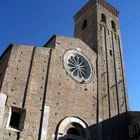 Facciata Chiesa San Zenone (Fermo)