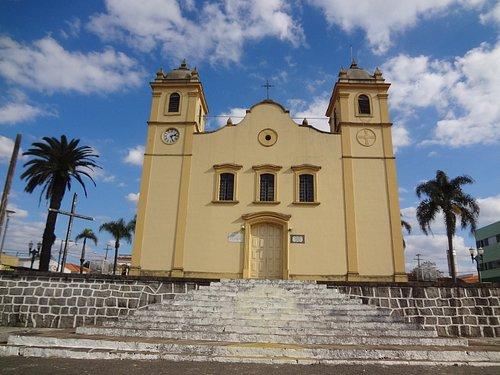 Igreja Nossa Senhora Imaculada Conceição - Palmeira PR