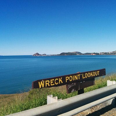 Wreck Point Lookout