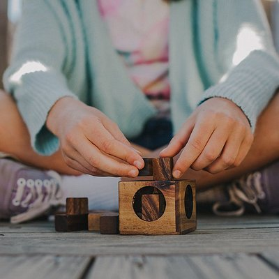Wooden Puzzles to get you thinking