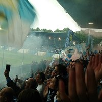 Promotion party: SPAL v Arezzo