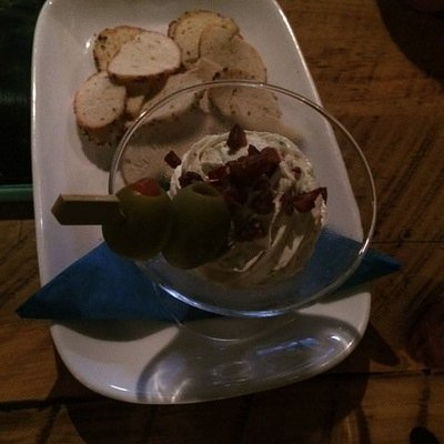 Dirty Martini Dip- DELICIOUS!!!!